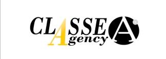 Classe A Agency fundo branco