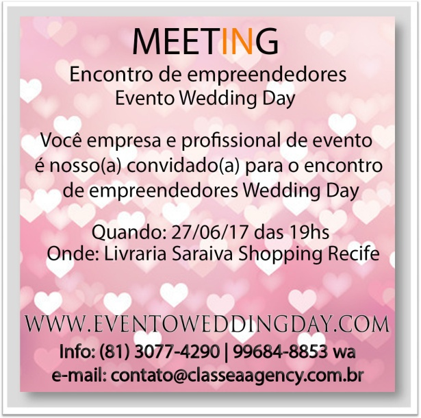 Instagram e watts Meeting Encontro wedding Day