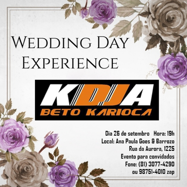 Wedding Day Experience BETO