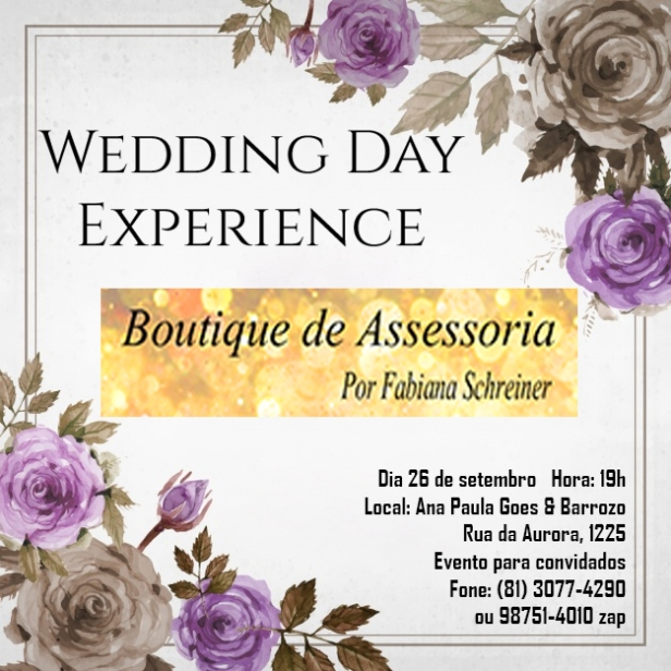 Wedding Day Experience Boutique