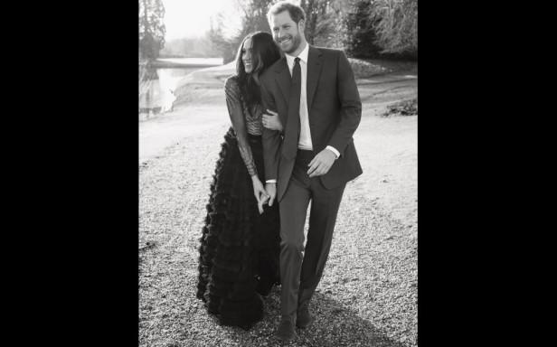 principe harry meghan markle Alexi Lubomirski Courtesy of Kensington Palace Reuters